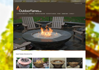 Outdoor firepits, fireplaces online
